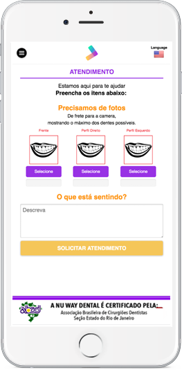 NuWay Dental - Recursos do App